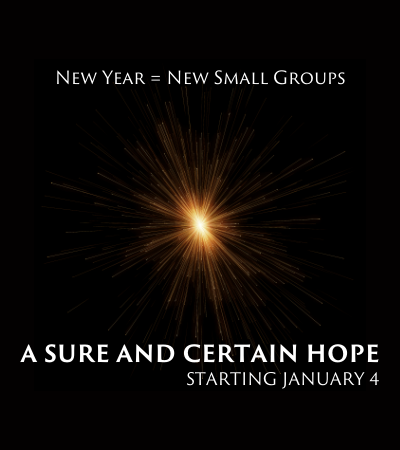 Website January Small Groups